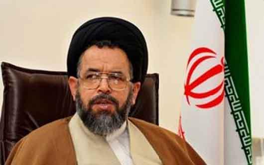 سیدمحمود علوی، وزیر اطلاعات دولت تدبیر و امید : امنیت ریشه در فرهنگ و باورهای ایمانی دارد. / قرار گرفتن در مسیر اعتدال ویژگی امت اسلام و راه پیشگیری از افراط است.