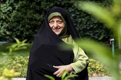 دکتر معصومه ابتكار، رییس سازمان حفاظت از محیط زیست: آستانه تحمل ما ایرانیان پایین است