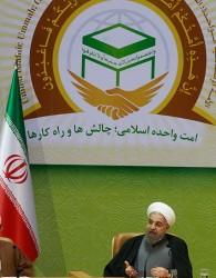 روحانی: باید اسلام اعتدالی را به جهان معرفی كنیم/ وحدت نیاز به سعه صدر و مدارا دارد