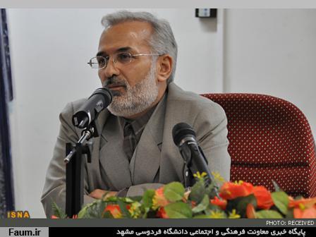 دکتر علی یوسفی معاون فرهنگی و اجتماعی دانشگاه فردوسی مشهد: حق قانونی اعضای کانون موسیقی را نمیتوان از آنان سلب کرد