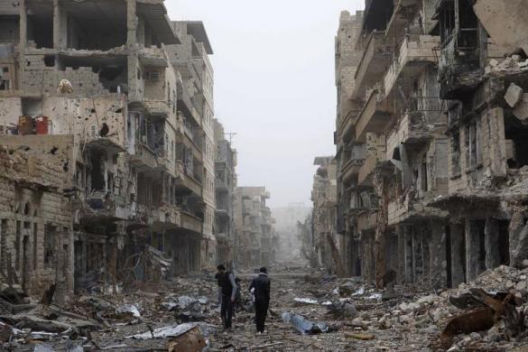 آنچه که ما تاکید می کنیم این است که رفتار خشن و فاجعه بار دولت اسد علیه مردم سوریه باید خاتمه یابد