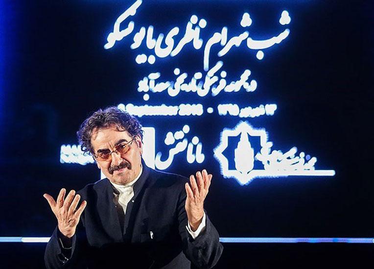 نماینده یونسکو در تهران از شهرام ناظری، این خواننده پیش کسوت موسیقی سنتی کشورمان قدردانی کرد.