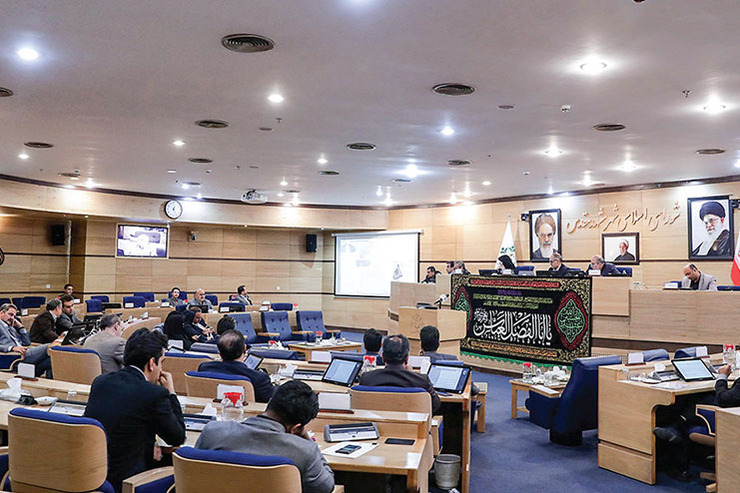 نایب رئیس شورای شهر کارنامه دو ساله شورای پنجم را تشریح کرد